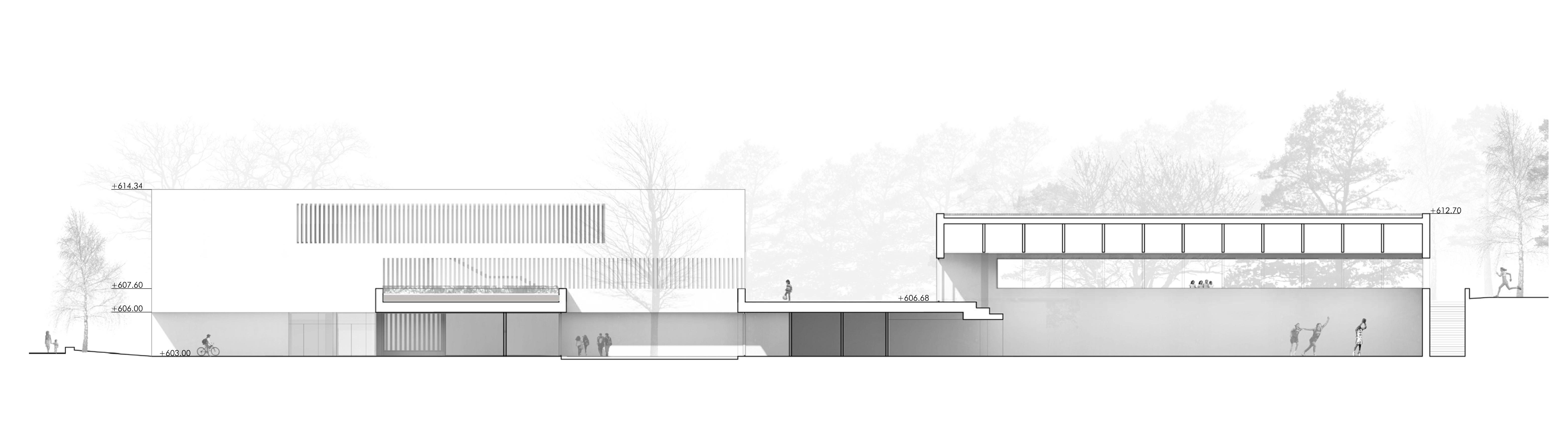 GRANGES PACCOT - Pez Arquitectos