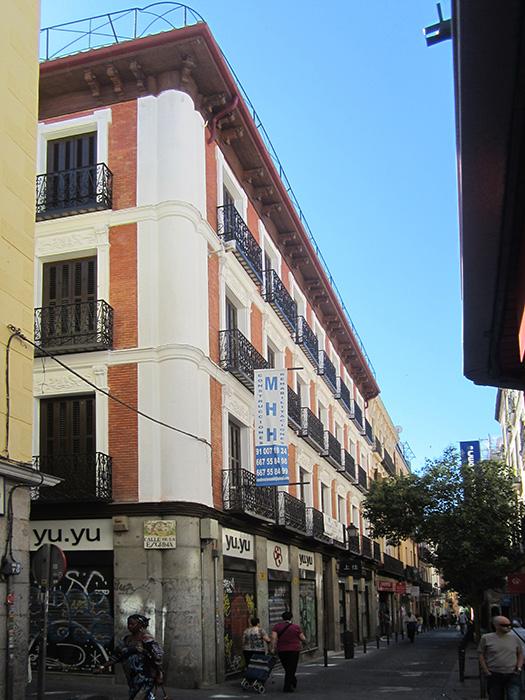 MESÓN DE PAREDES - Pez Arquitectos