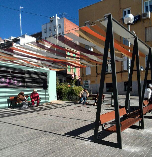 Proyecto de Mejora de Paisaje Urbano de la Plaza Leopoldo de Luis en Tetuán, Madrid