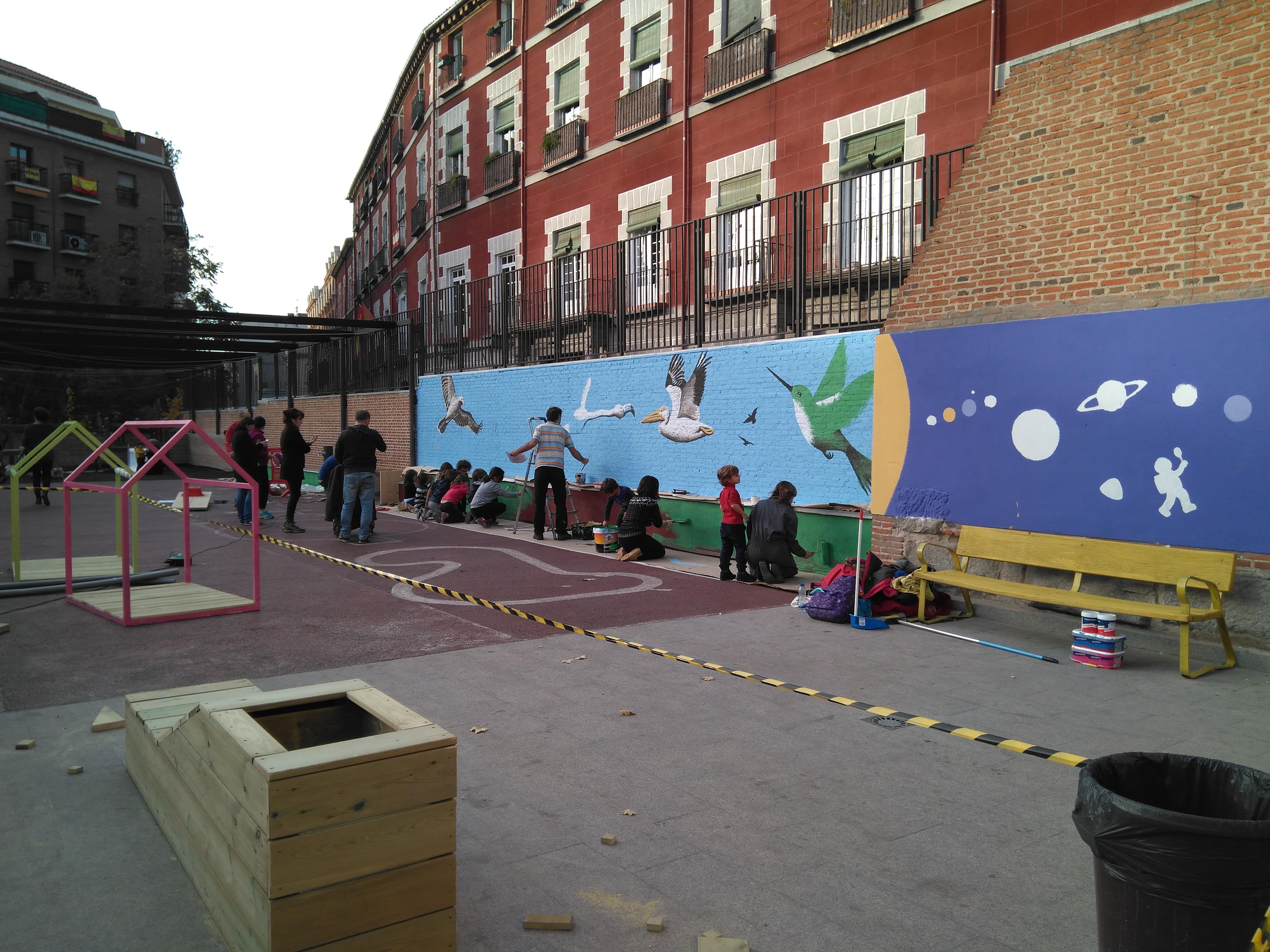 Ceip La Paloma - Pez Arquitectos